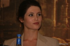 Prince of Persia: The Sands of Time Press Conference - Gemma Arterton