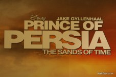 Prince of Persia: The Sands of Time Press Conference Logo