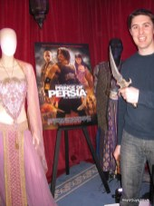 Prince of Persia The Sands of Time Prop Room