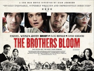 The Brothers Bloom Poster UK