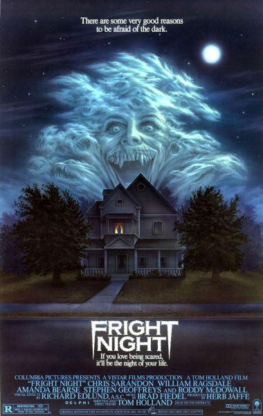 fright night pster