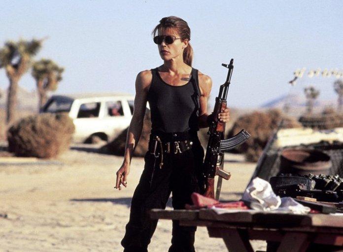 Sarah Connor Terminator 2