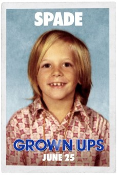 Grownups Poster - Spade