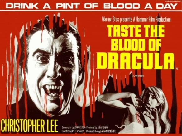 Dracula poser