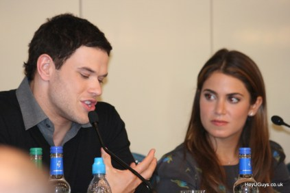 Twilight Eclipse UK Press Conference-35