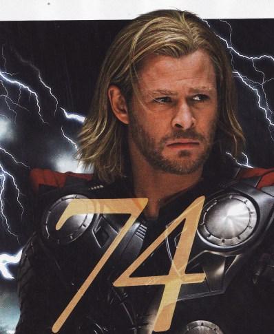 Thor - Chris Hemsworth 2