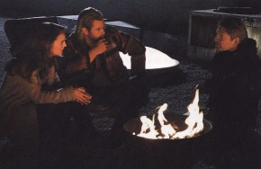 Thor - Chris Hemsworth Natalie Portman and Kenneth Branagh