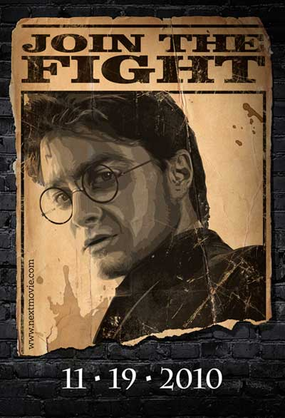 Some Great Fan Made Posters For Harry Potter And The