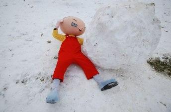 Family Guy - It's a Snow Trap-5
