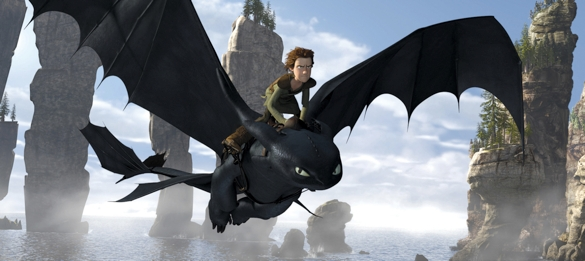 truffles how to train your dragon