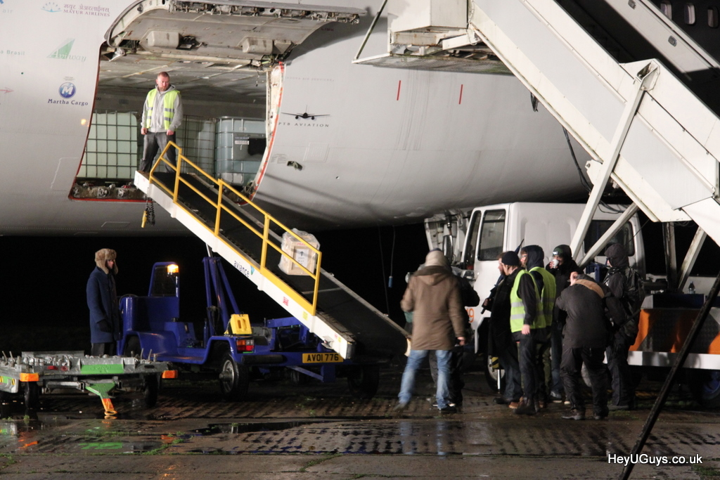 Airborne Set Visit - Feb 2011-15