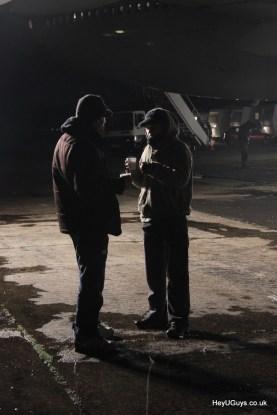 Airborne Set Visit - Feb 2011-16