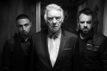 Jack Falls - Adam Deacon as Hogan & Alan Ford as Carter & Simon Phillips as Jack