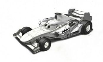 CARS 2 - Concept Art