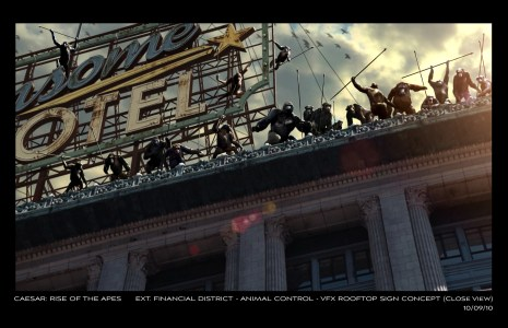 rise of the apes concept art 2
