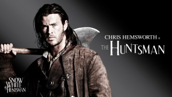 Chris Hemsworth - Snow White and the Huntsman