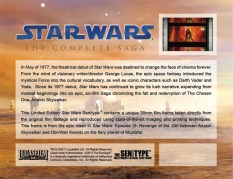 Star Wars BD Packshot - Film Cell