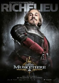 The Three Musketeers Character Banner (12)