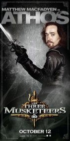 The Three Musketeers Character Banner (14)