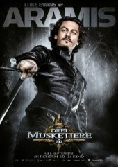 The Three Musketeers Character Banner (20)