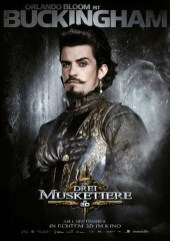 The Three Musketeers Character Banner (21)