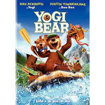Yogi Bear DVD - (heyuguys.co.uk)