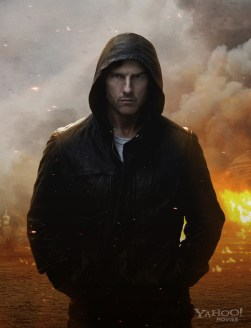 Mission Impossible 4 - Tom Cruise