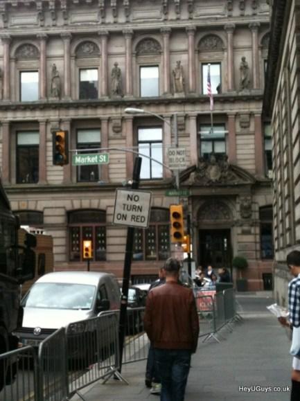 World War Z - Glasgow Set Pics (9)