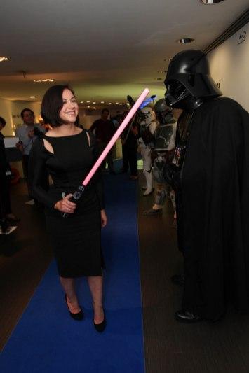 Star Wars Lightsaber Party (16)