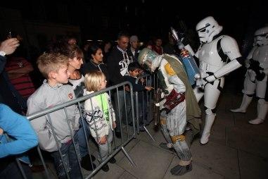 Star Wars Lightsaber Party (3)