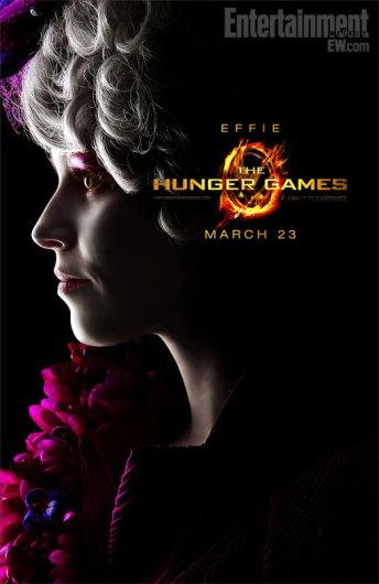 The Hunger Games Poster - Effie