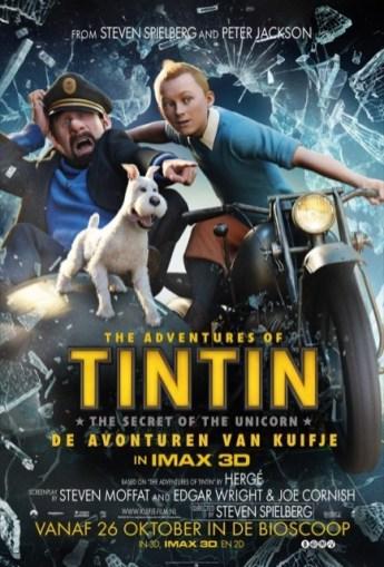 tintin poster 2