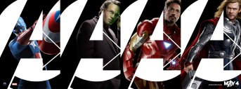 The Avengers Character Poster