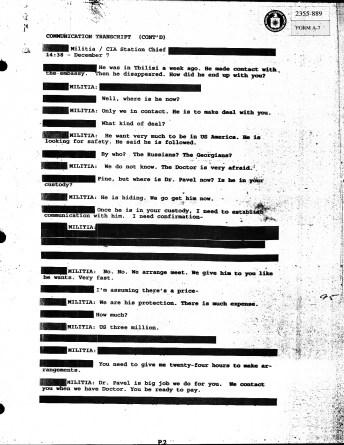 The Dark Knight Rises Transcript