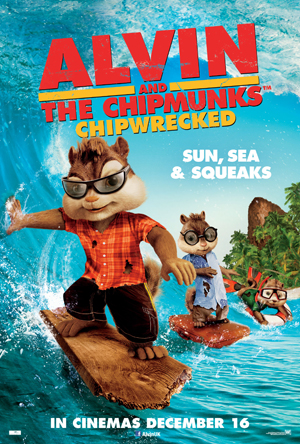 Alvin The Chipmunks Chipwrecked Review