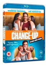 The Change-Up Blu-ray Packshot