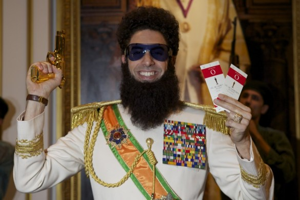 The Dictator victory