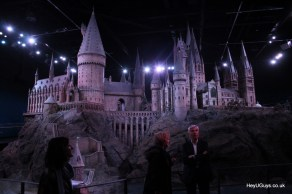 Harry Potter Studio Tour - Hogwarts Model - HeyUGuys (10)