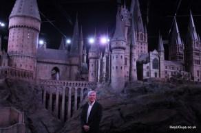 Harry Potter Studio Tour - Hogwarts Model - HeyUGuys (12)