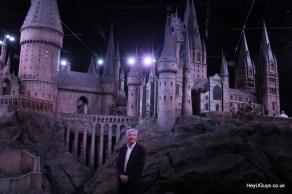 Harry Potter Studio Tour - Hogwarts Model - HeyUGuys (13)