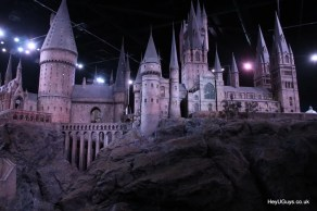 Harry Potter Studio Tour - Hogwarts Model - HeyUGuys (26)