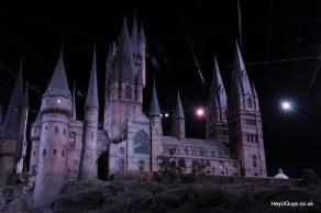 Harry Potter Studio Tour - Hogwarts Model - HeyUGuys (27)