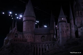 Harry Potter Studio Tour - Hogwarts Model - HeyUGuys (28)