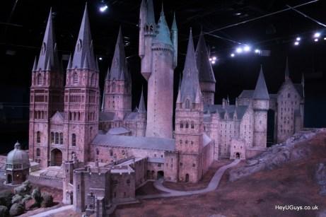 Harry Potter Studio Tour - Hogwarts Model - HeyUGuys (47)