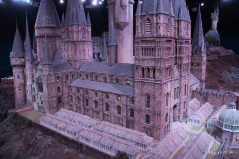 Harry Potter Studio Tour - Hogwarts Model - HeyUGuys (55)