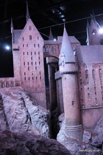 Harry Potter Studio Tour - Hogwarts Model - HeyUGuys (62)