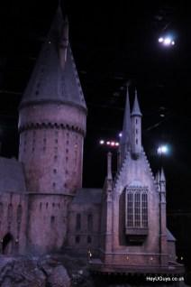 Harry Potter Studio Tour - Hogwarts Model - HeyUGuys (64)