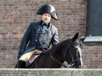 Russell Crowe Les Miserables 1