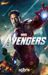 The Avengers Iron Man poster