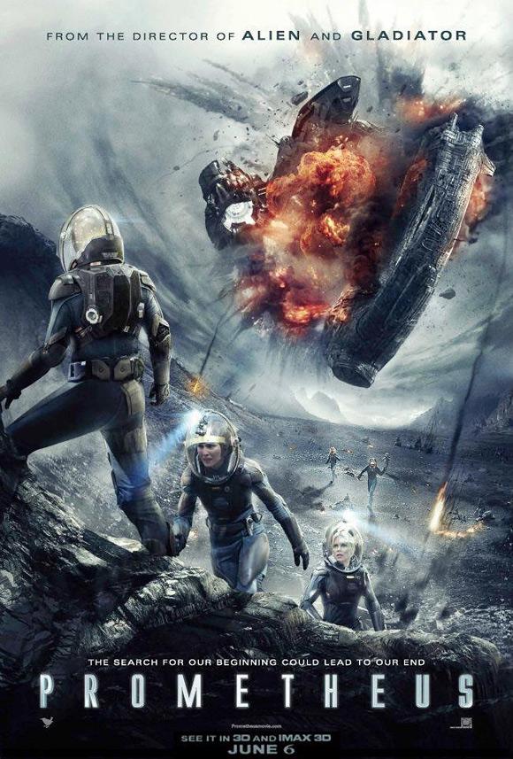 Malaysian Prometheus Poster